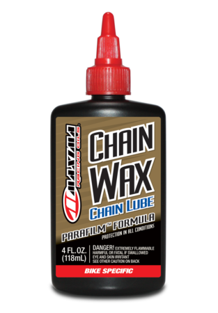 Chain Wax Wet