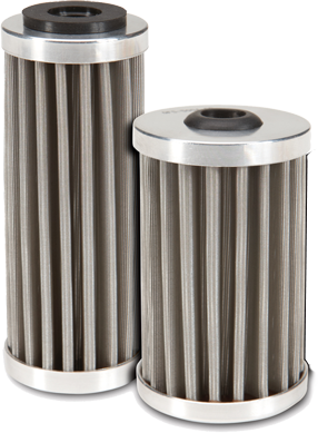 STAINLESS STEEL OIL FILTERS
