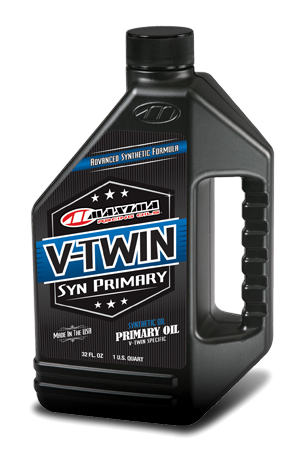V-Twin Synthetic Primary Oil