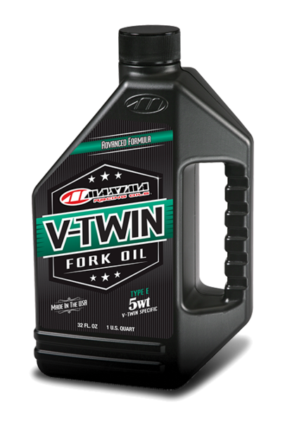 V-TWIN FORK OIL